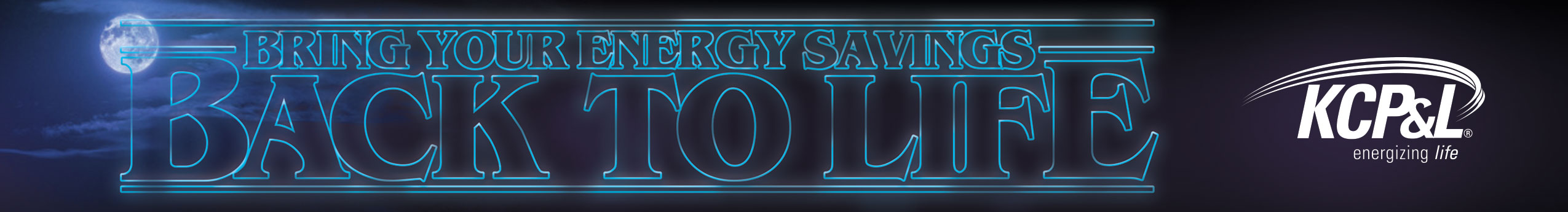 Bring your energy savings back to life!